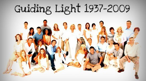 GUIDING LIGHT CAST 2009
